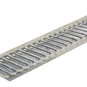Решётка к каналам DN100 стальная